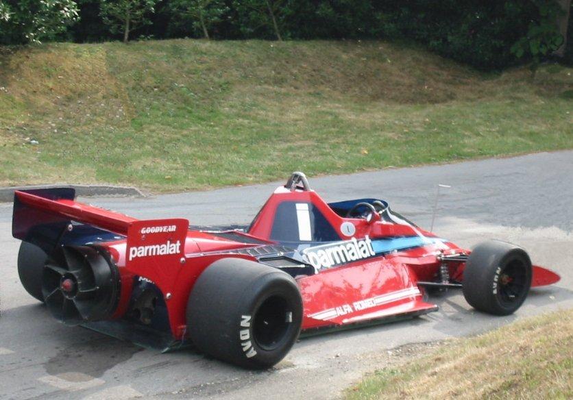 Brabham-Alfa BT46B - лучший в Формуле-1