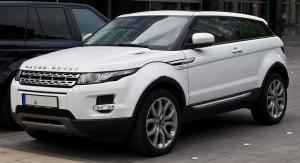 Range Rover Evoque - лучший друг женщины!